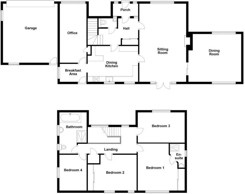 Shaftesbury Avenue, Whitley Bay, NE26 3TF floorplan